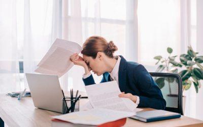 NOM 35 ¿Cómo nos previene del estrés?